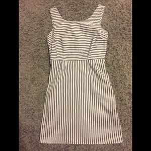The Limited Stripe Dress